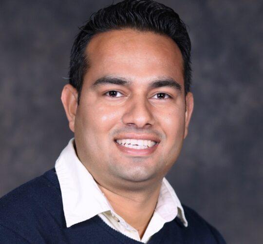 Chandra Upreti